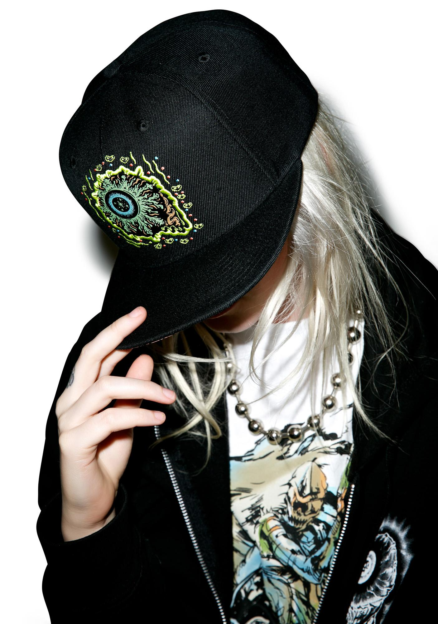 Mishka Tallboy Keep Watch Snapback