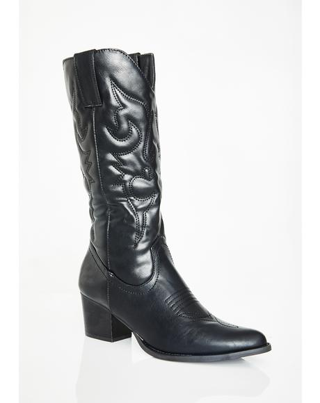 Babe Ranch Cowboy Boots