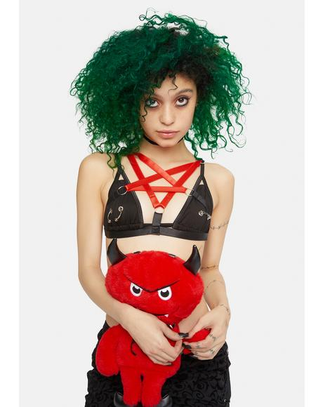 Devil Another Dimension Star Strappy Harness