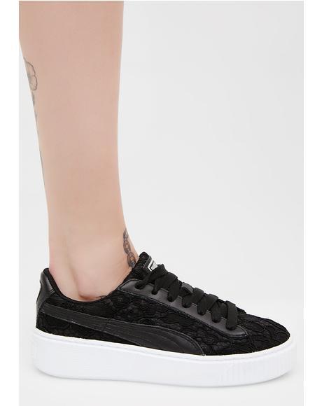 Basket Platform FO Sneakers