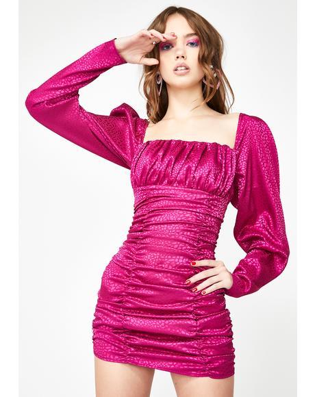 Gypsy Rose Mini Dress