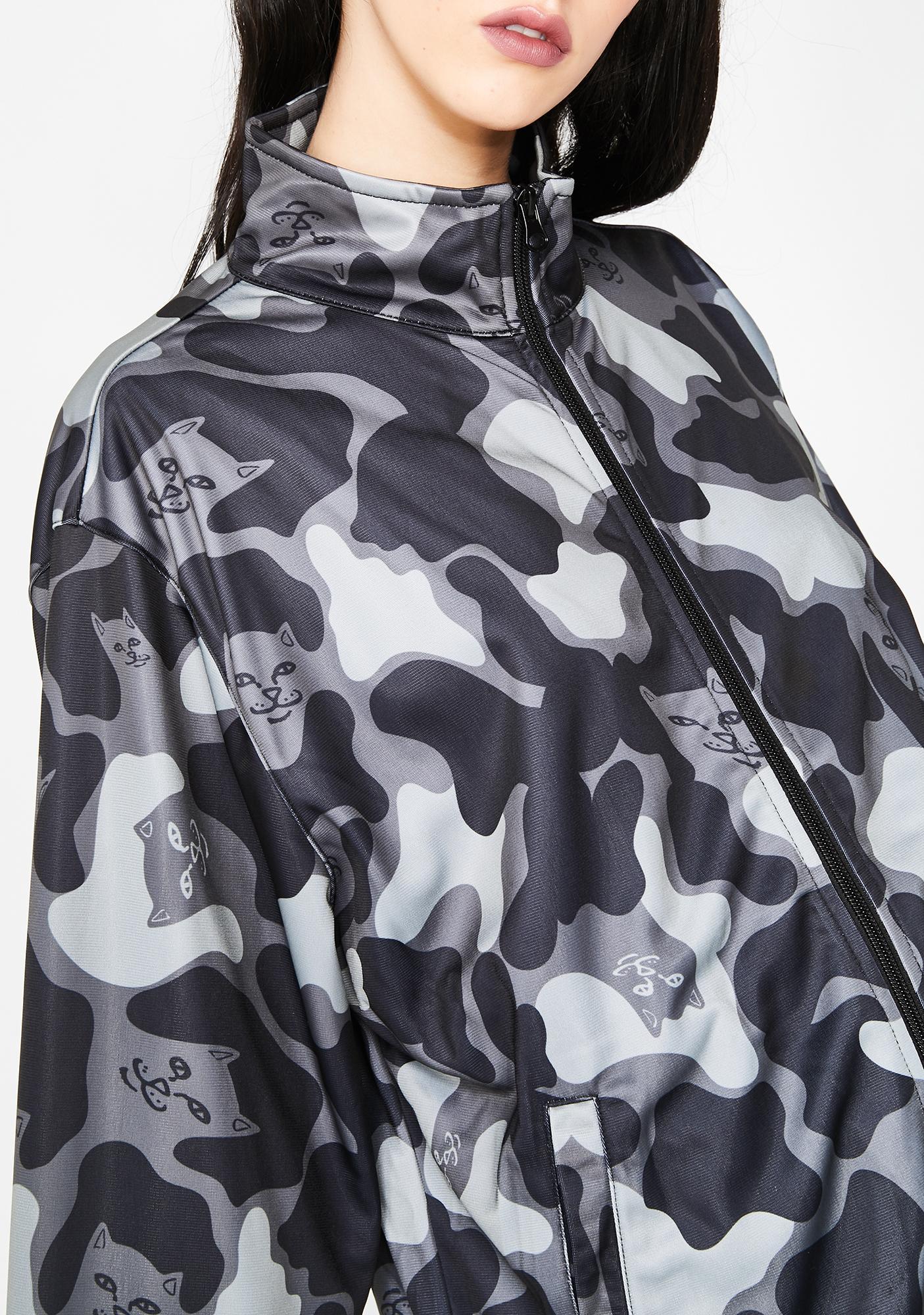 RIPNDIP Nerm Camo Track Jacket