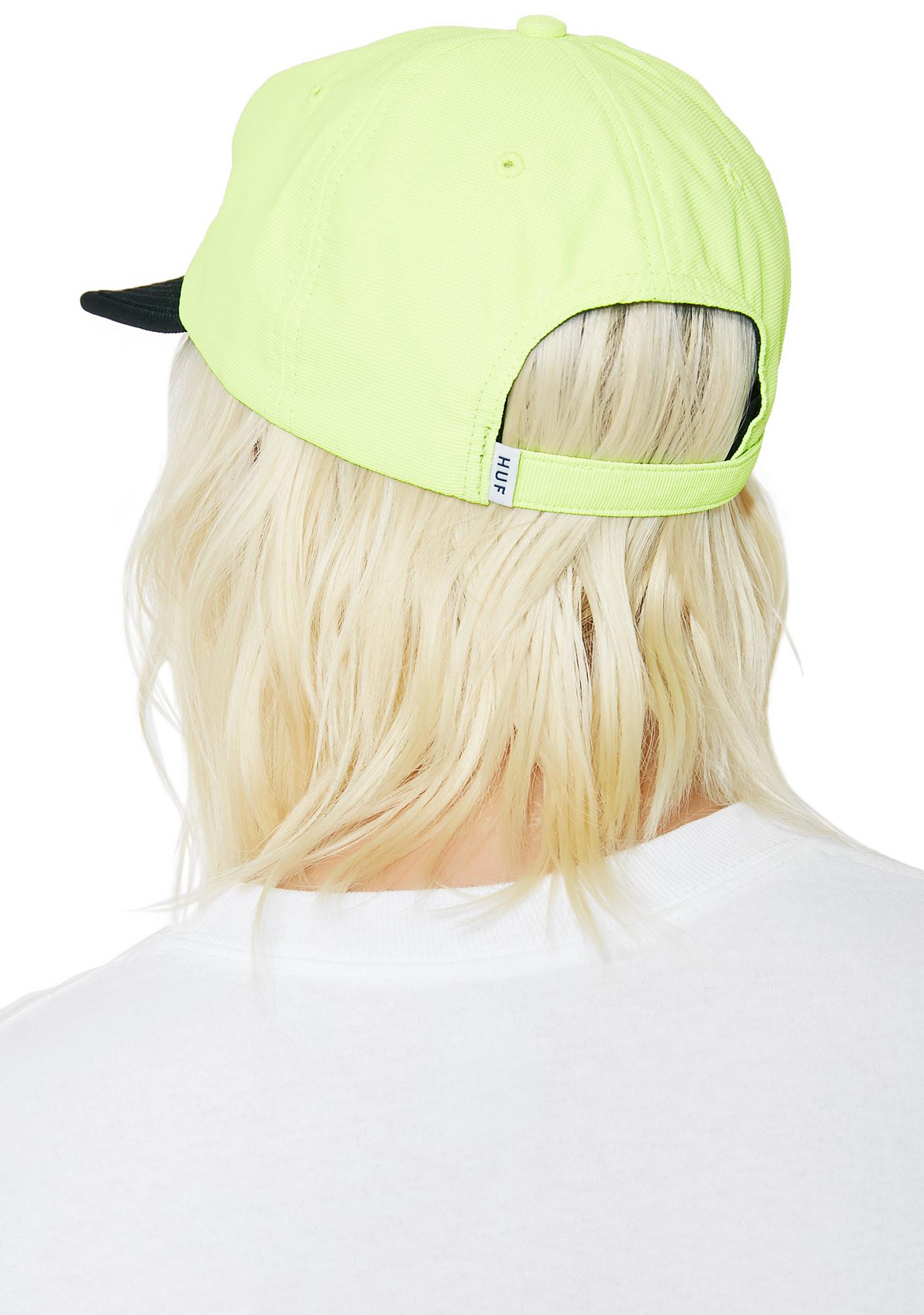 HUF Formless Script 6 Panel