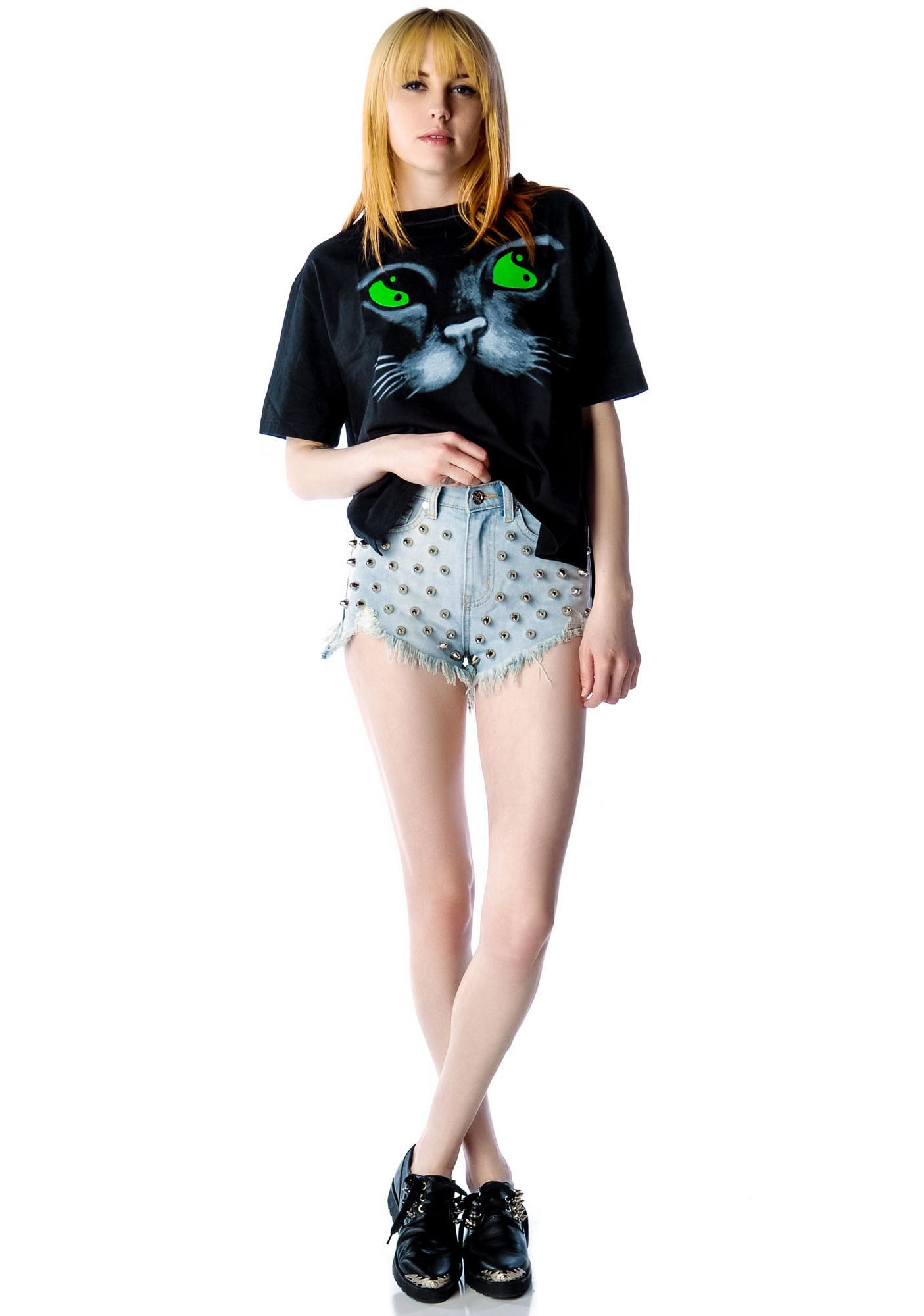 UNIF Mosh Shorts