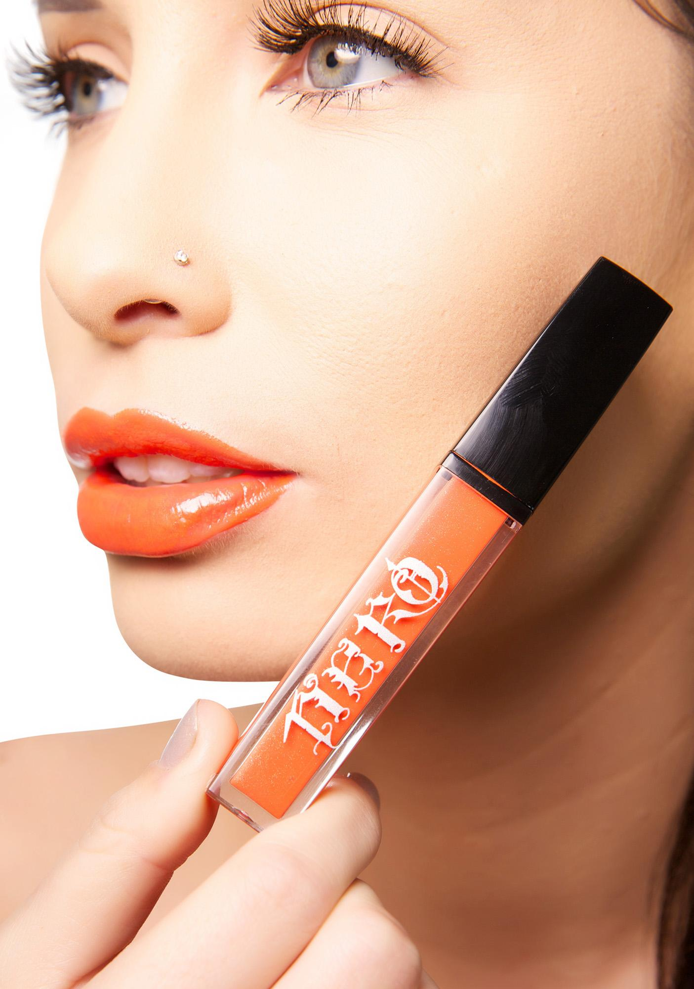 Nero Cosmetics Hell Ride Lip Viny