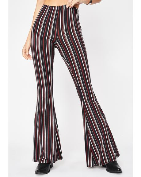 Walk The Line Bell Bottoms