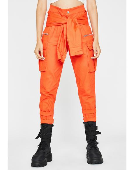 Feisty Fuel Cargo Pants