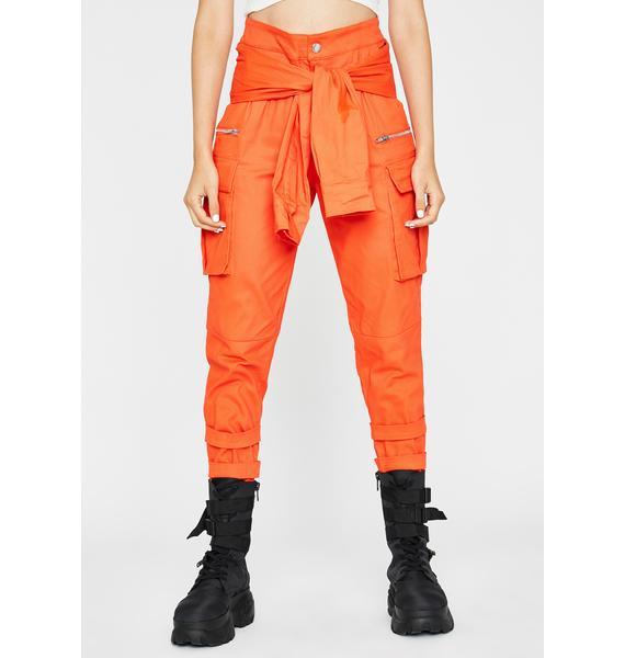 Feisty Fuel Cargo Pants