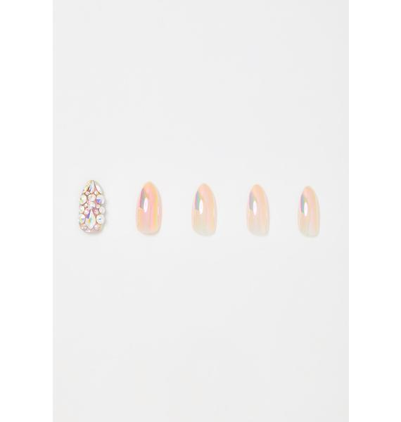 Marmalade Ice Queen Press On Nails