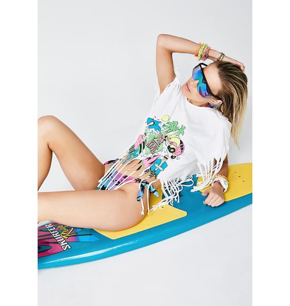 Vintage 90s Surf King T-Shirt