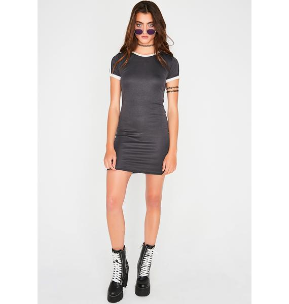Lovers League Tee Dress