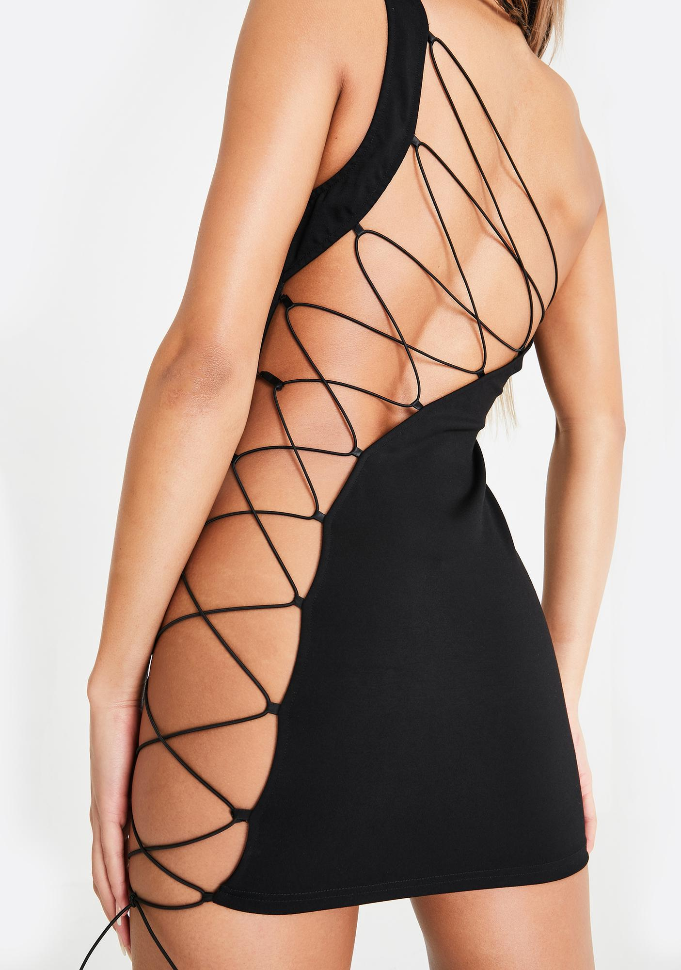 Club Exx Hundred Proof Bodycon Dress