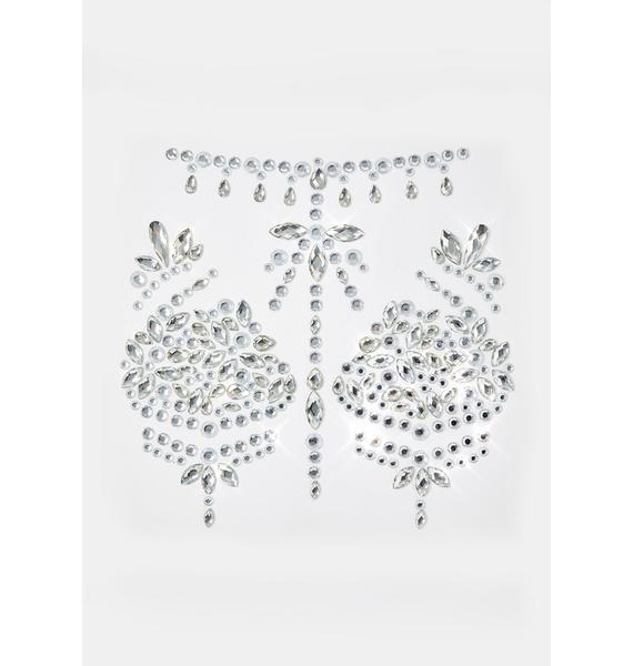 Alluring Enchantress Body Gems