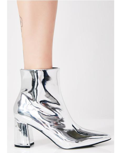 Bulletproof Steel Ankle Boots