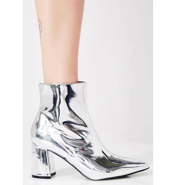 Bulletproof Steel Ankle Boots