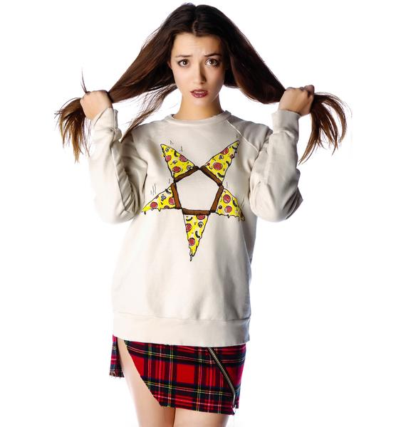 UNIF Pizzagram Sweatshirt