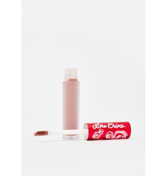 Lime Crime Cashmere Velvetine Liquid Lipstick