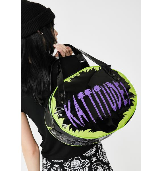Kreepsville 666 Kattitude Shoulder Bag