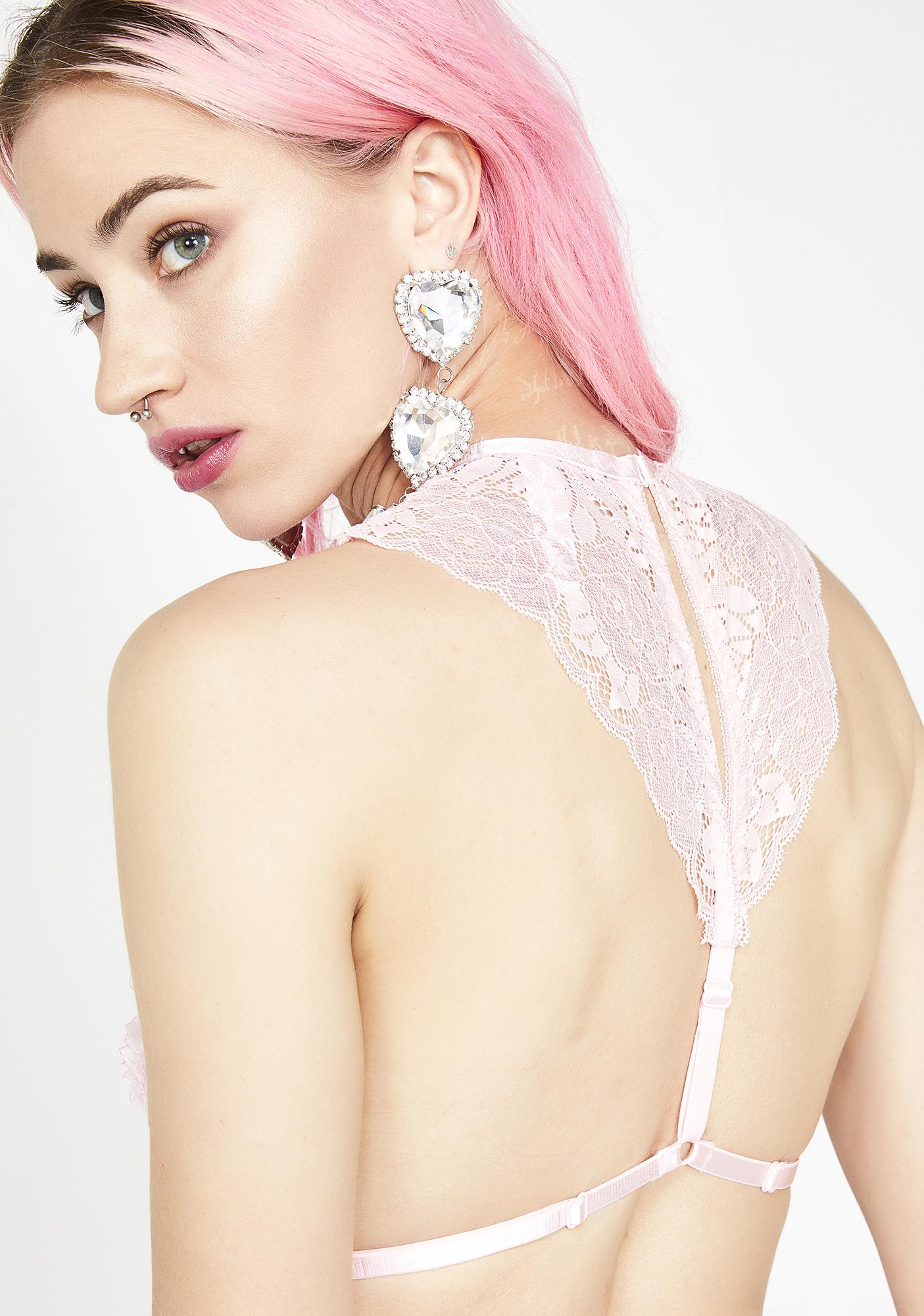 Sugar Thrillz Adorned With Luv Lace Harness