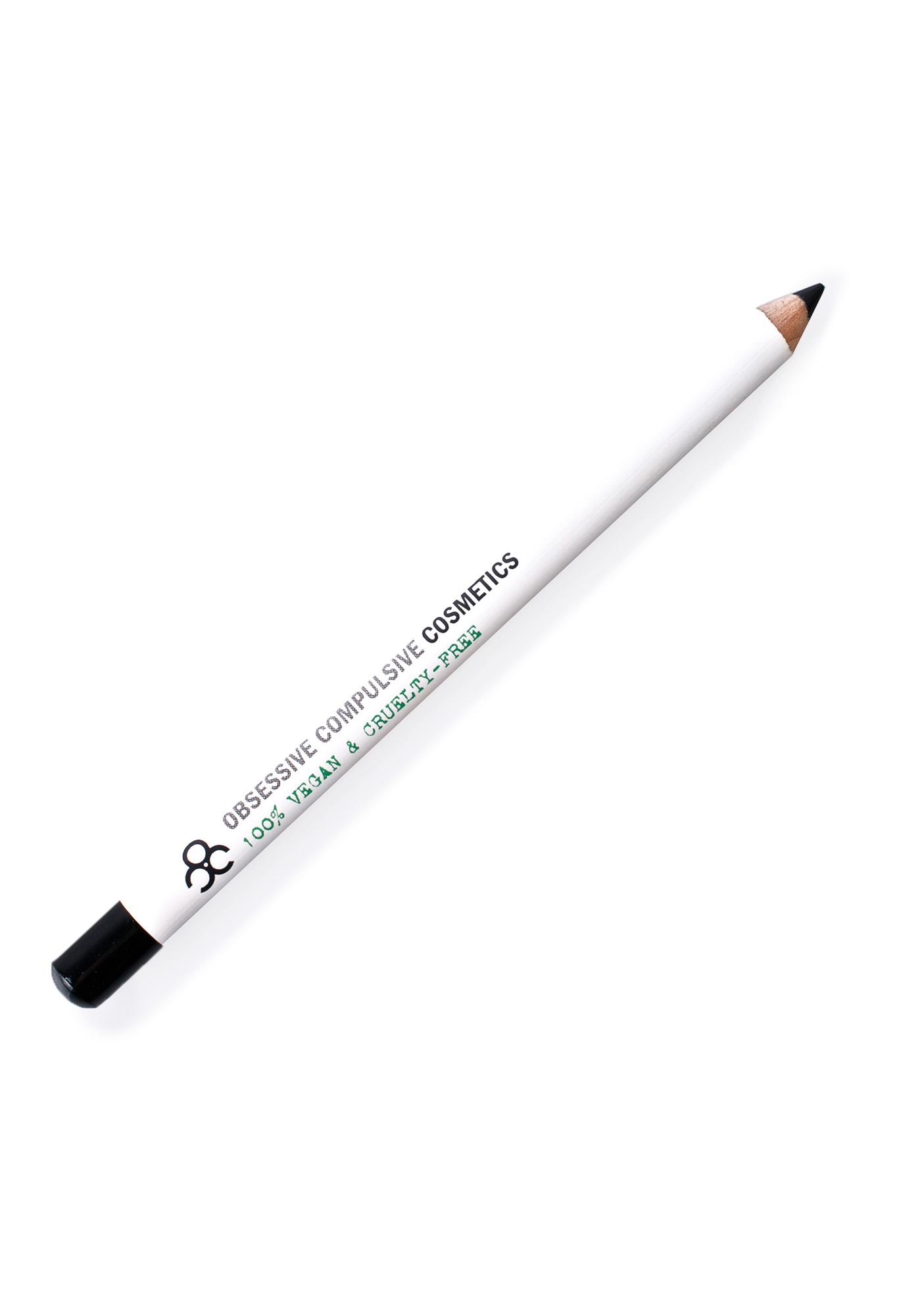 Obsessive Compulsive Cosmetics Black Cosmetic Color Pencil