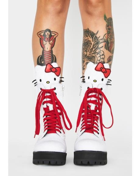 Hello Kitty Untold Story Boots