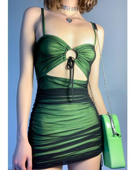 More Than Friends Mini Dress