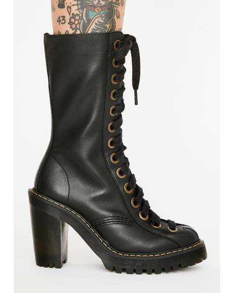 Carey Heeled Boots