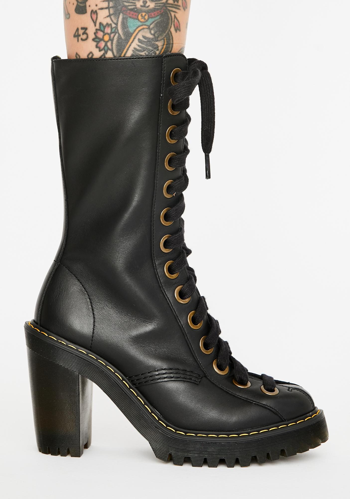 purchase cheap on sale exquisite style Carey Heeled Boots