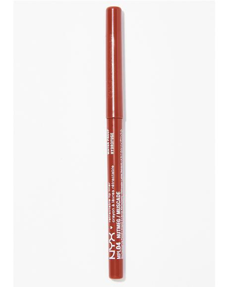 Nutmeg Retractable Lip Liner