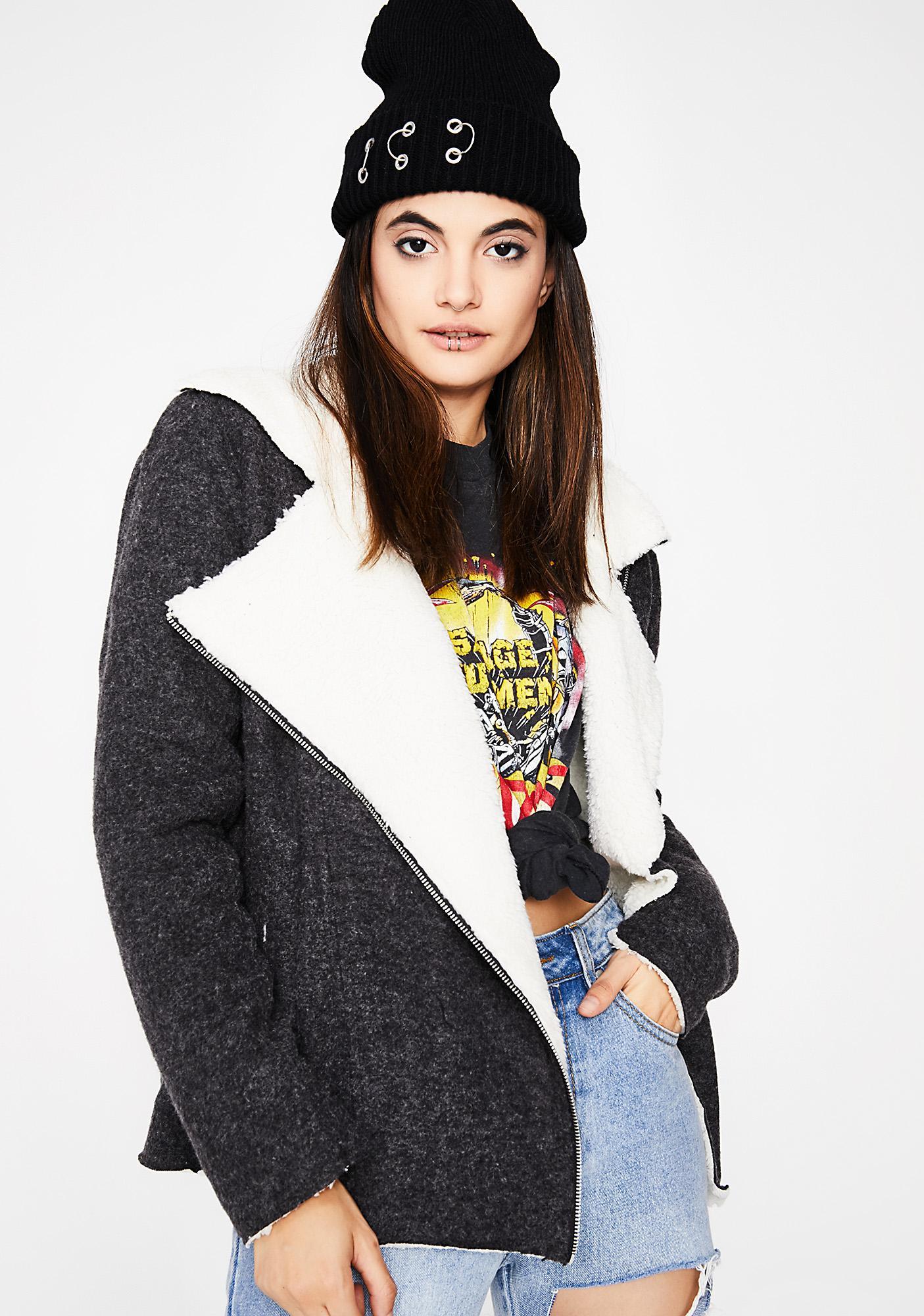 Straight Chillin' Jacket