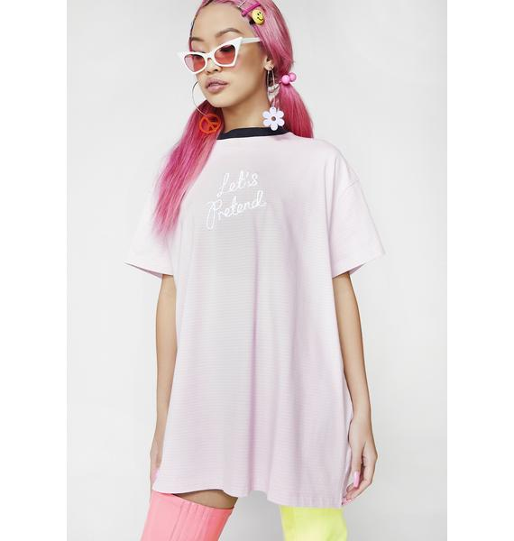 Lazy Oaf Let's Pretend T-Shirt
