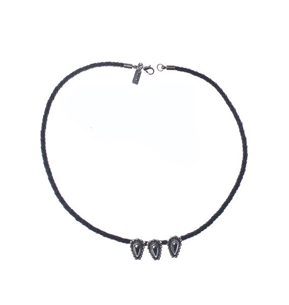 Vanessa Mooney The Marley Triple Choker