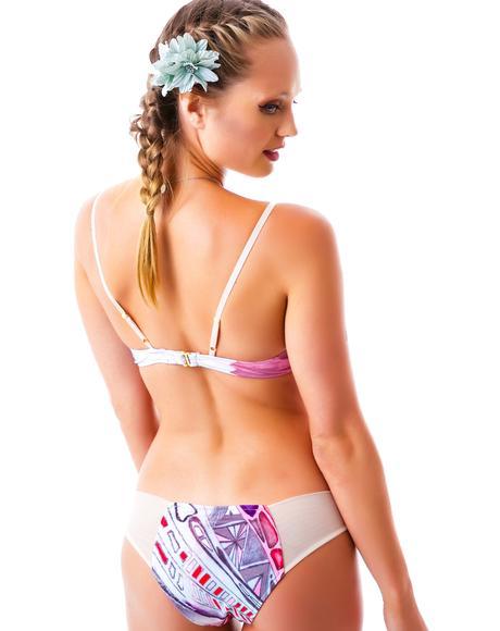 Metamorphic Love Bikini Set