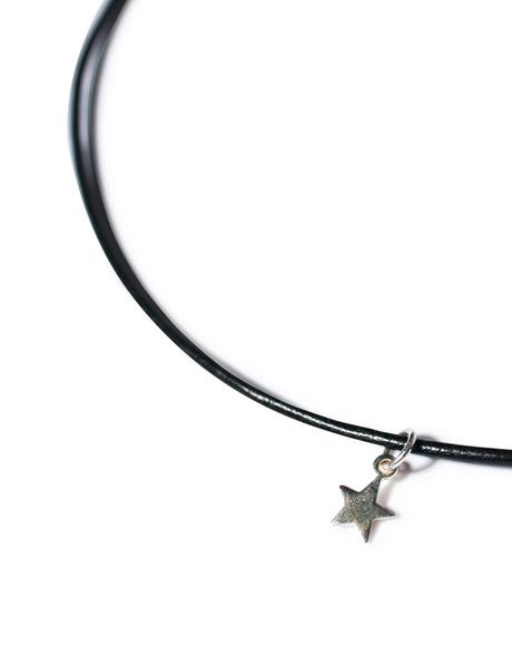 Sterling Silver Star Choker