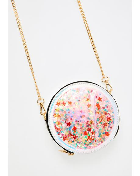 Dreamland Princess Confetti Crossbody
