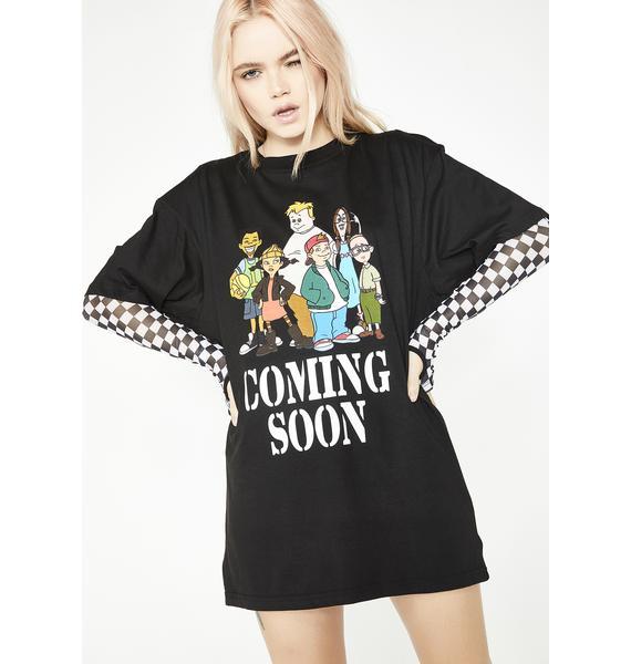 Coming Soon Onyx Coming Soon N' Friends Tee