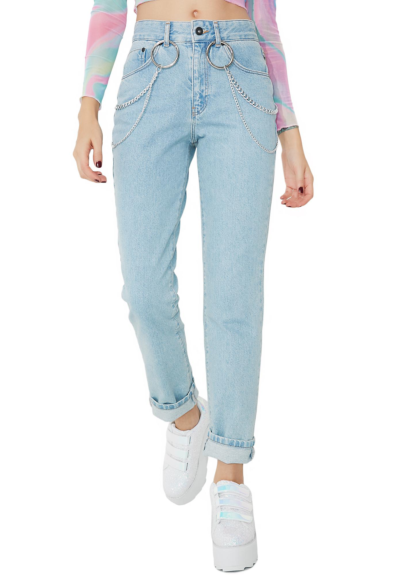 The Ragged Priest Bolt Jeans
