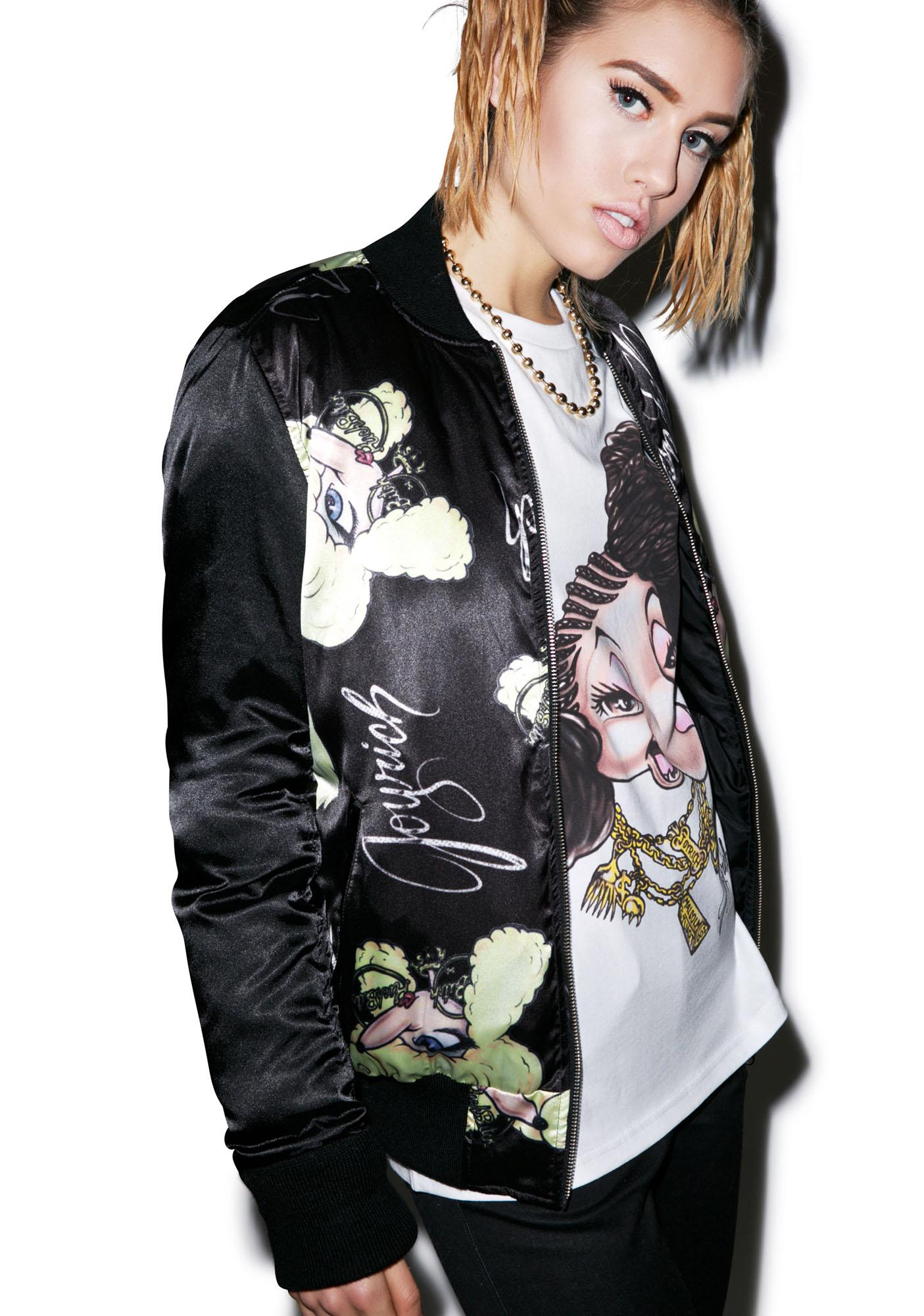 Joyrich Rich Bitch Reversible Jacket