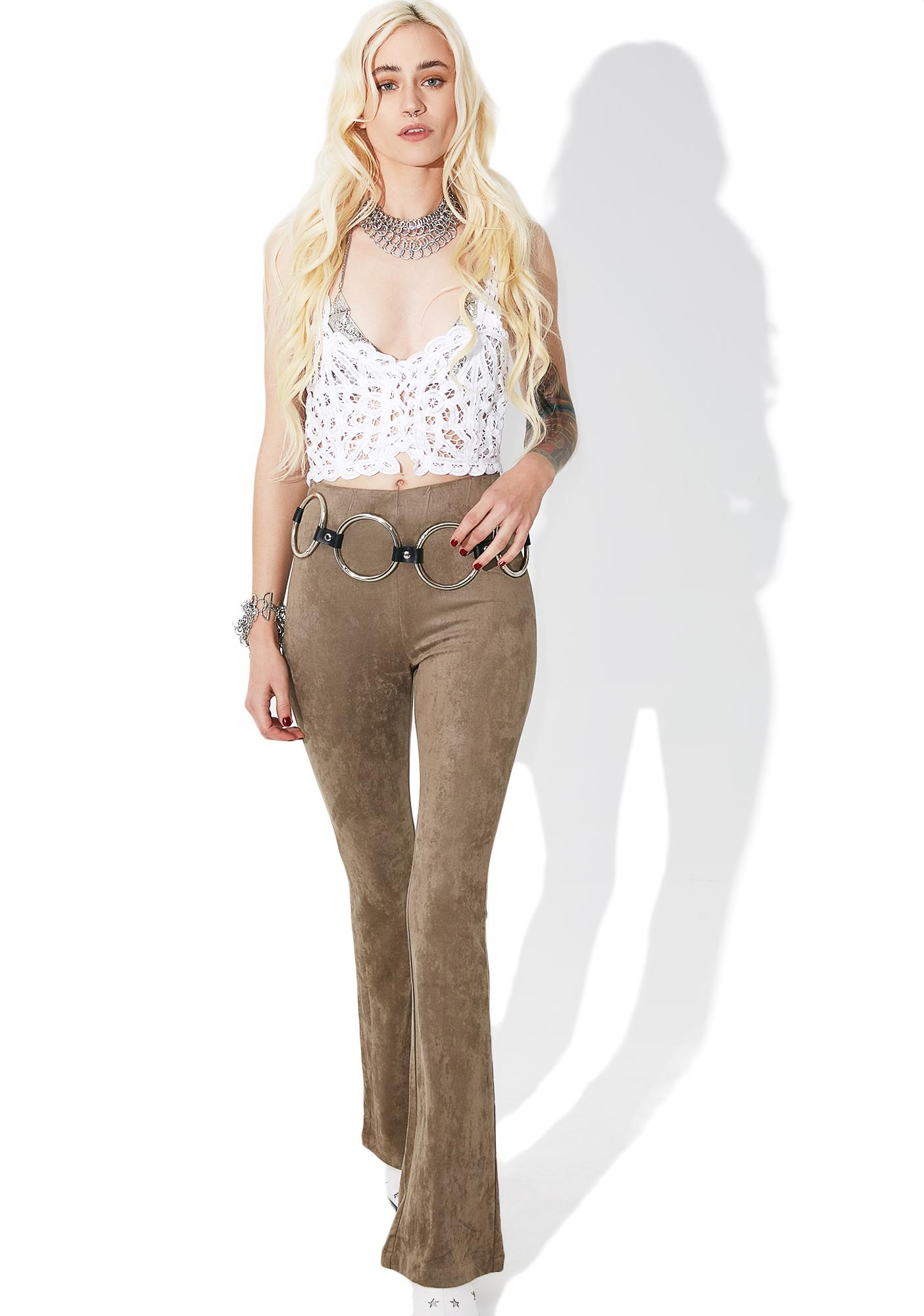 Double Time Bell Bottoms