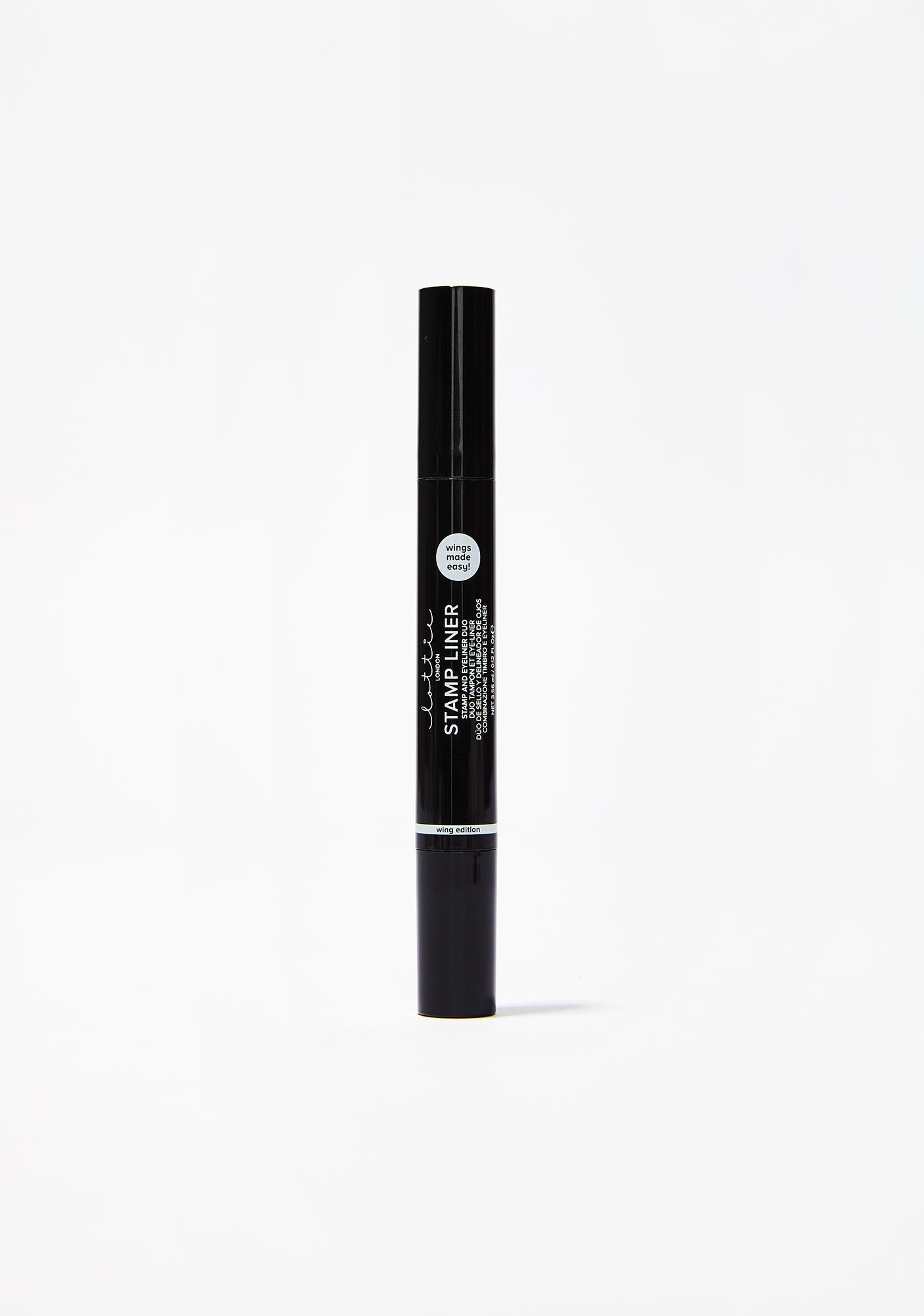 Lottie London Wing Edition Stamp Liner