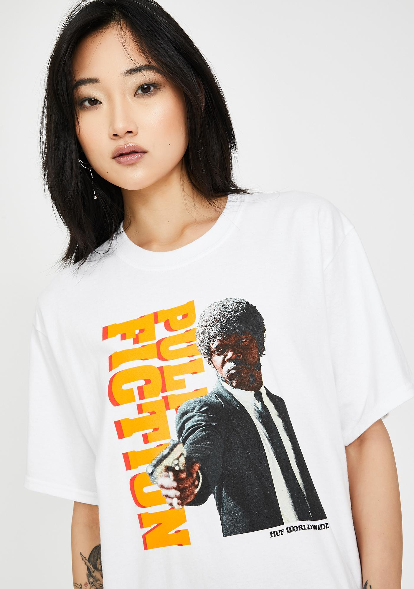 HUF x Pulp Fiction Ezekiel Graphic Tee