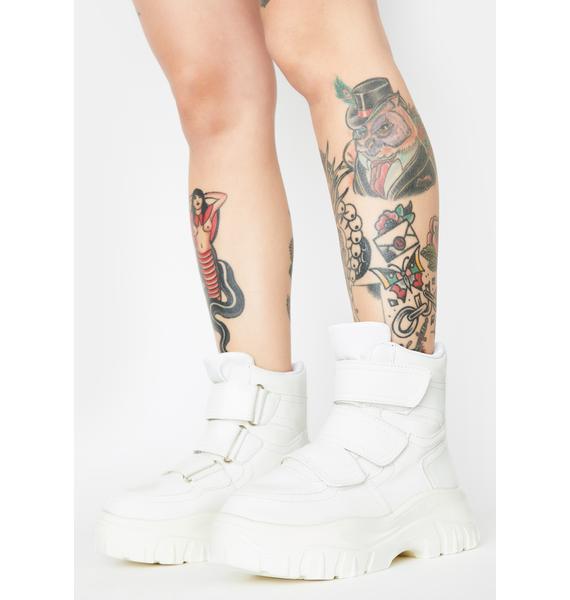 In It To Win It Velcro Sneakers