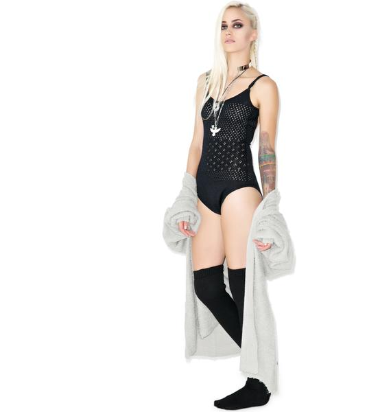For Love & Lemons Don't Mess WIth Texas One Piece