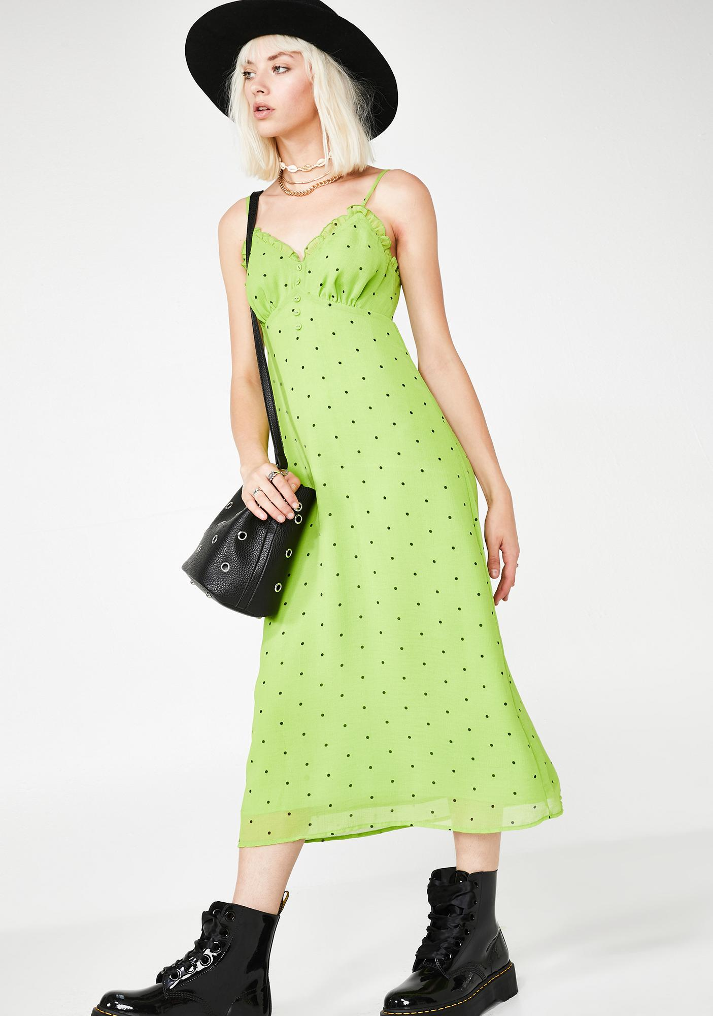 Hello Bliss Midi Dress