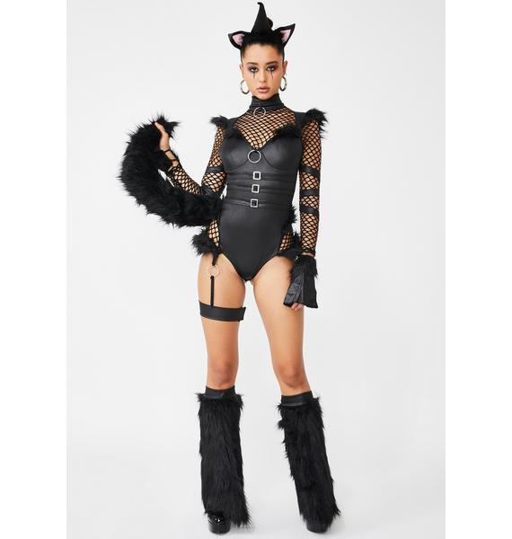 Dark Unicorn Costume Set