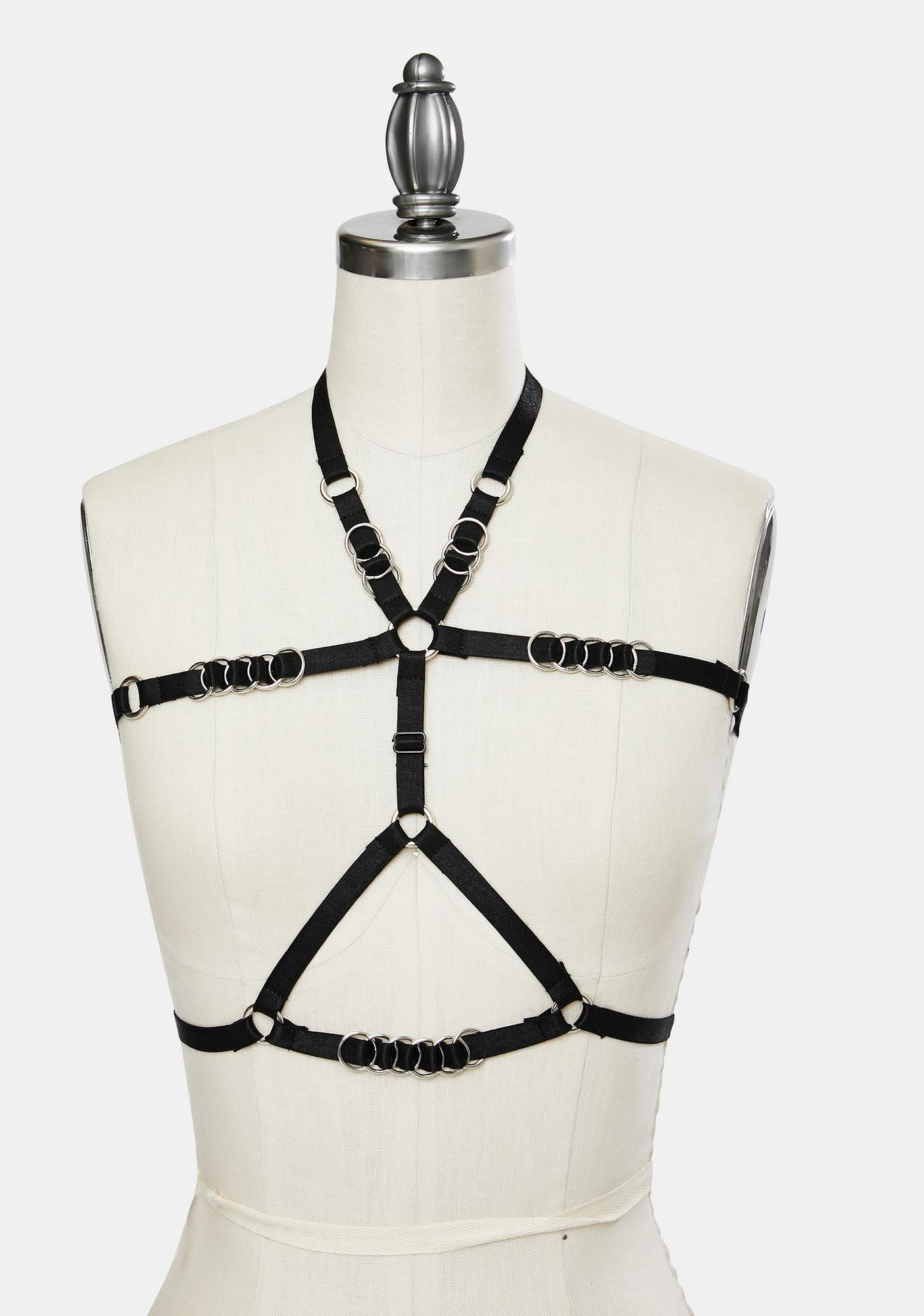 I Want You Body Harness