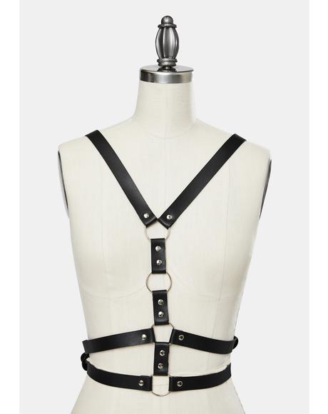 Nice And Naughty Body Harness
