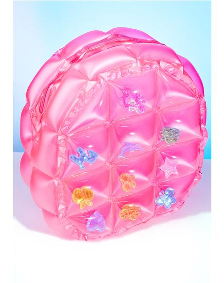 Poolside Princess Backpack