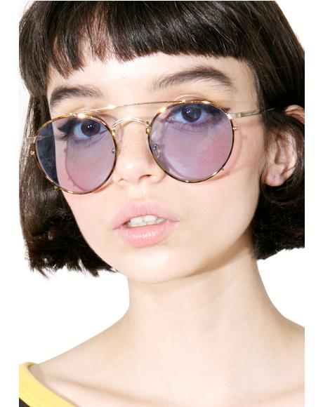The Havana Tuff Safari Sunglasses