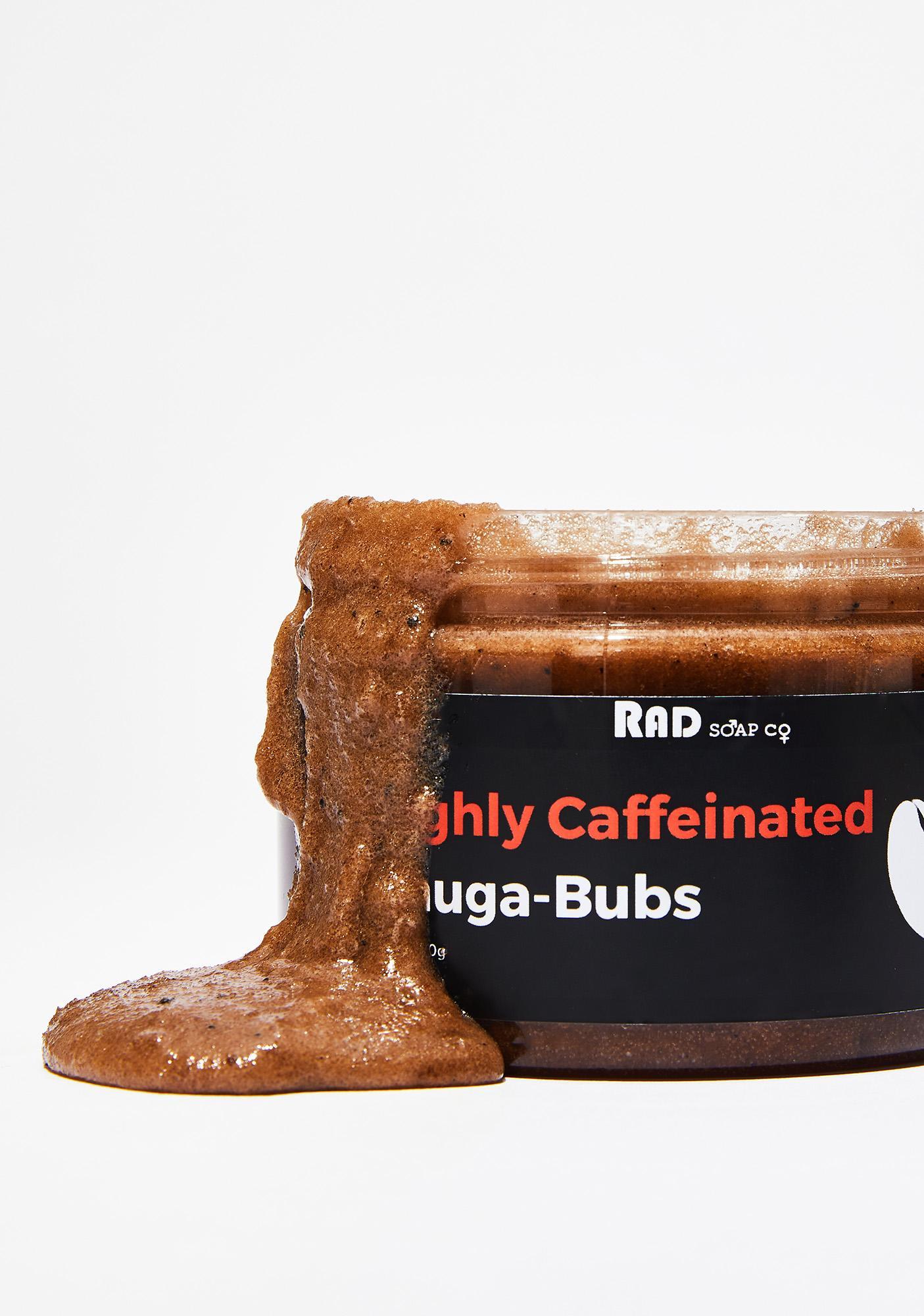 Rad Soap Co. Deathwish Coffee Grind And Sugar Scrub